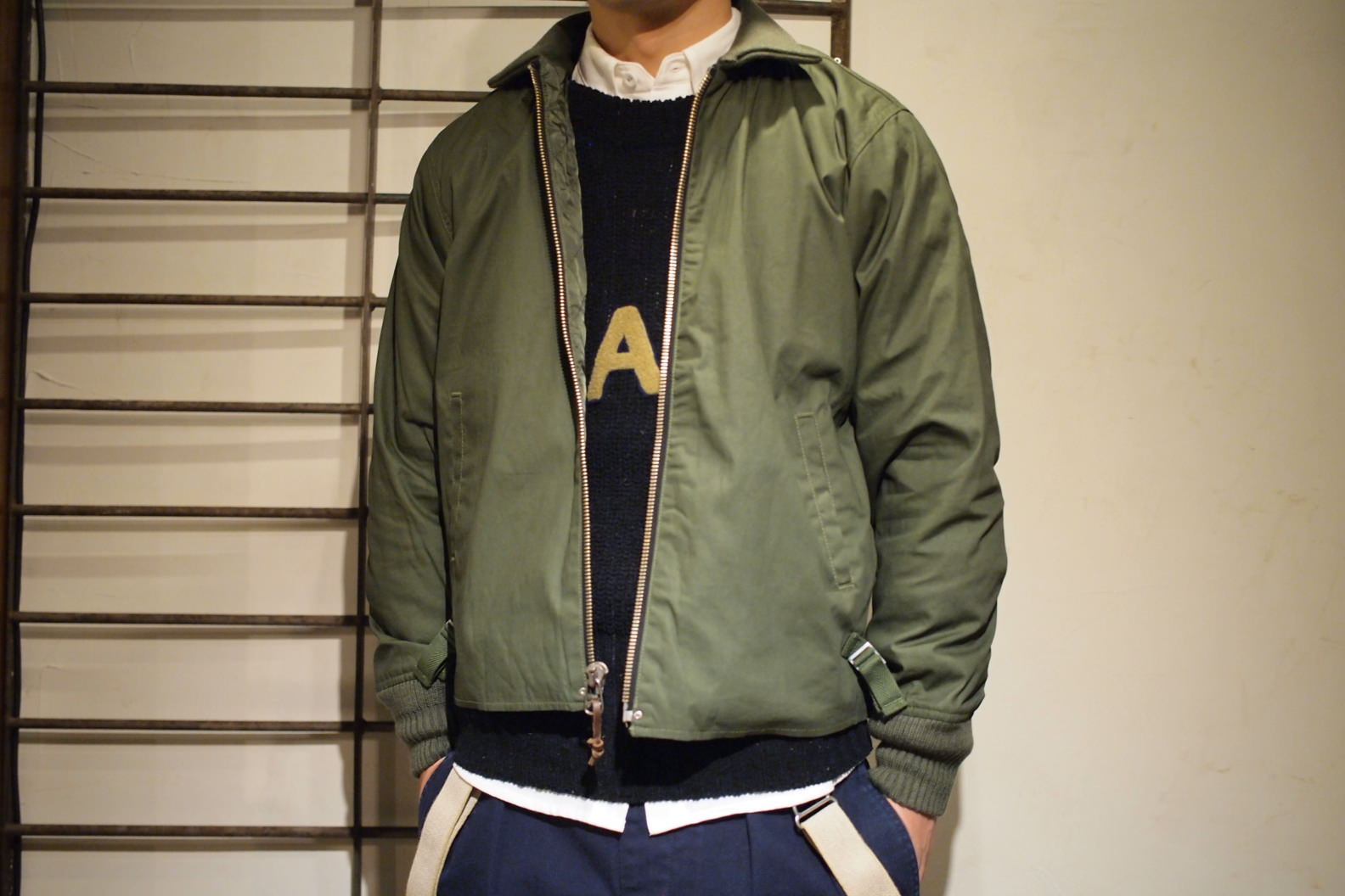 41c8434d70cf LYBRO IN COLLABORATION WITH Nigel Cabourn