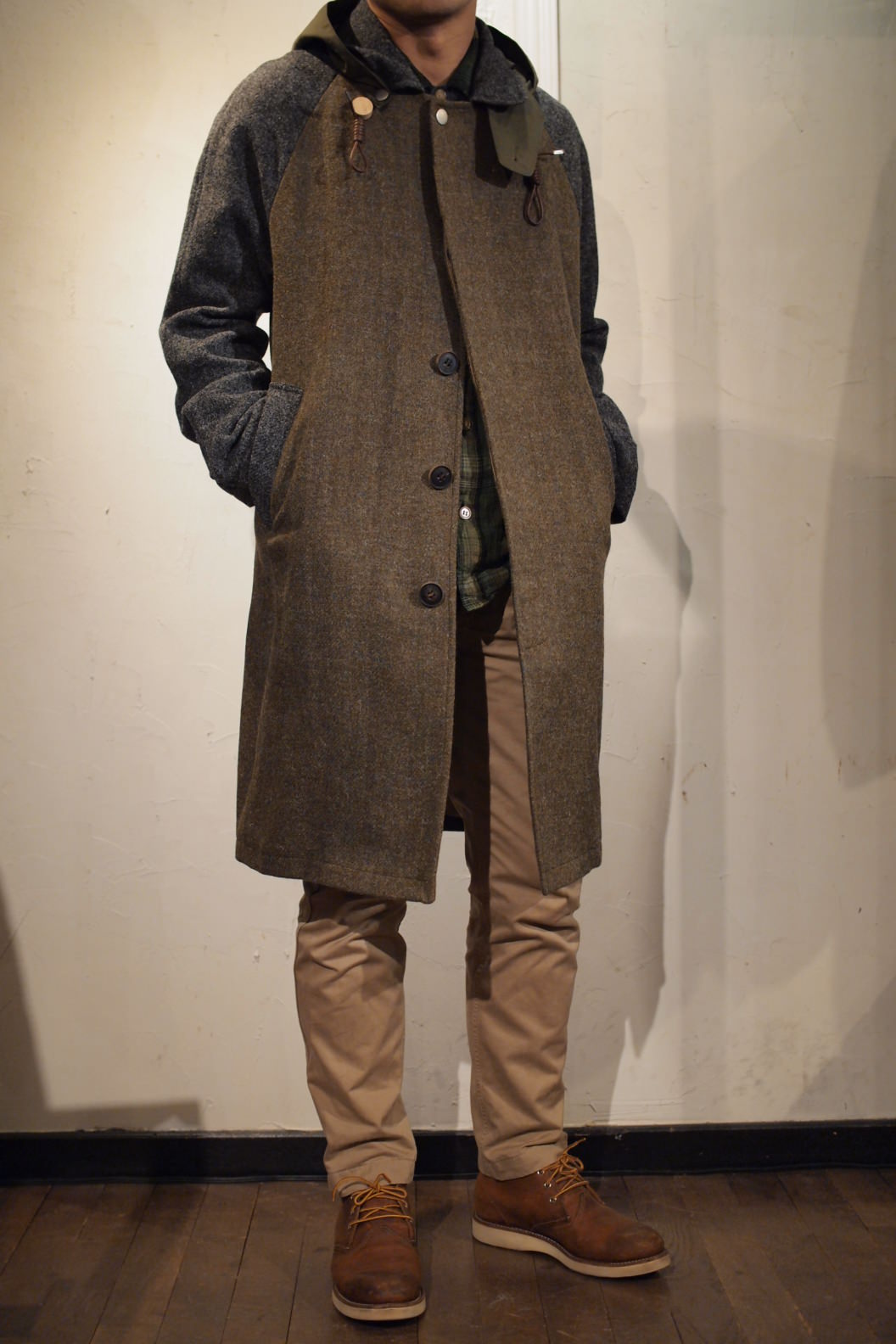 Nigel Cabourn AUTHENTIC